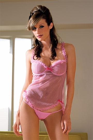 Pink Babydoll